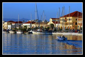 The city of Preveza